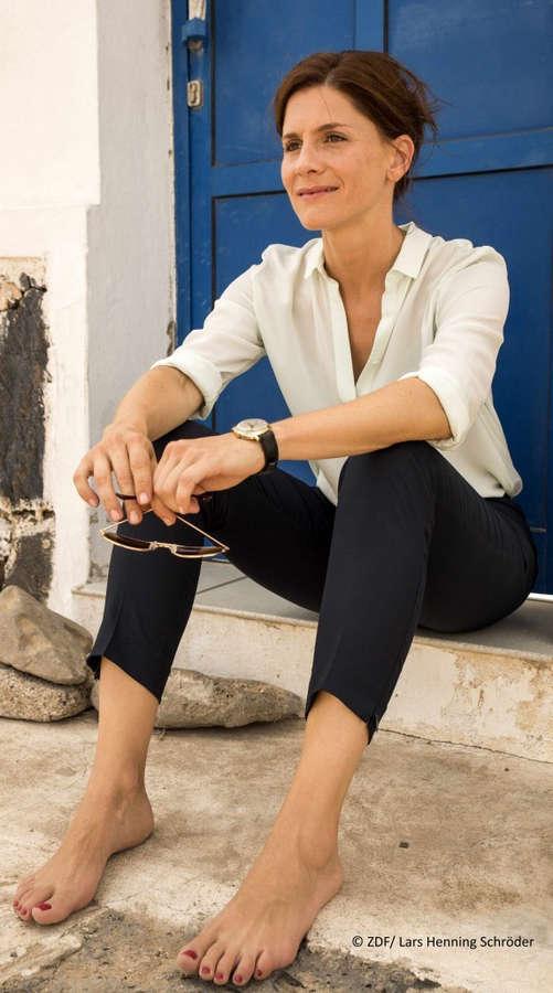 Christina Hecke Feet