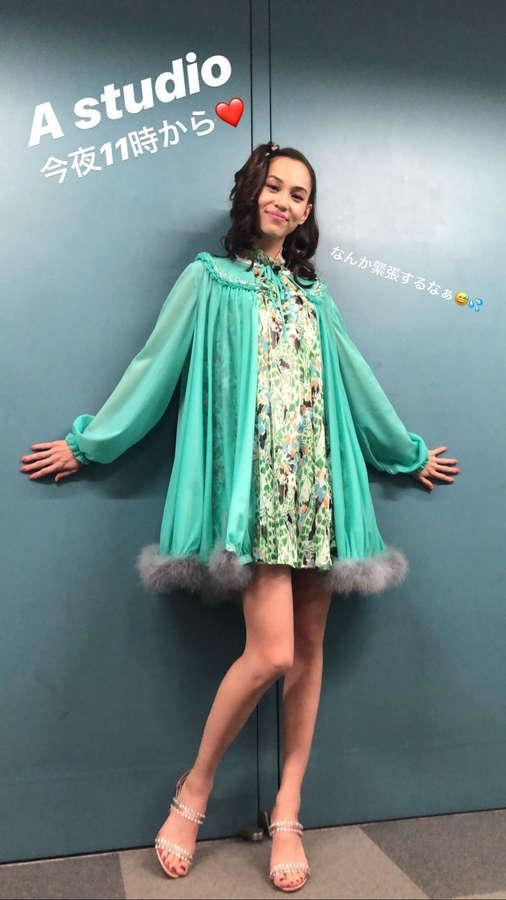 Kiko Mizuhara Feet