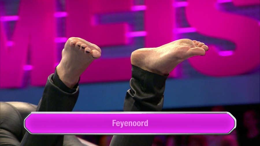 Chantal Janzen Feet