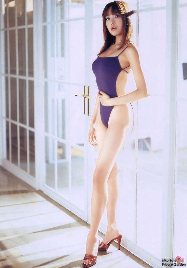 Eriko Sato Feet