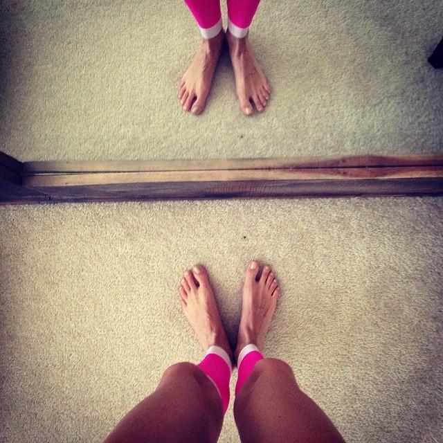 Michaela Kocianova Feet