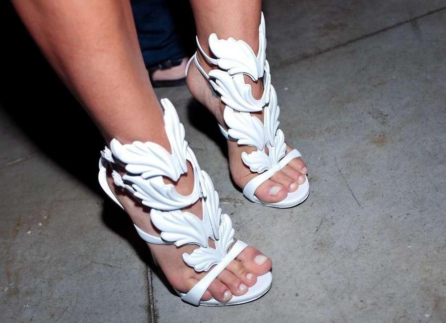 Jessica Vandenberg Feet