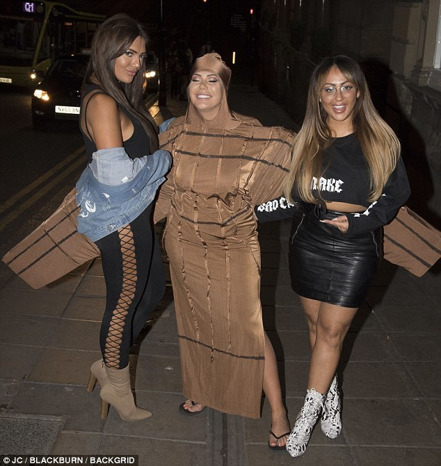 Chloe Ferry Feet