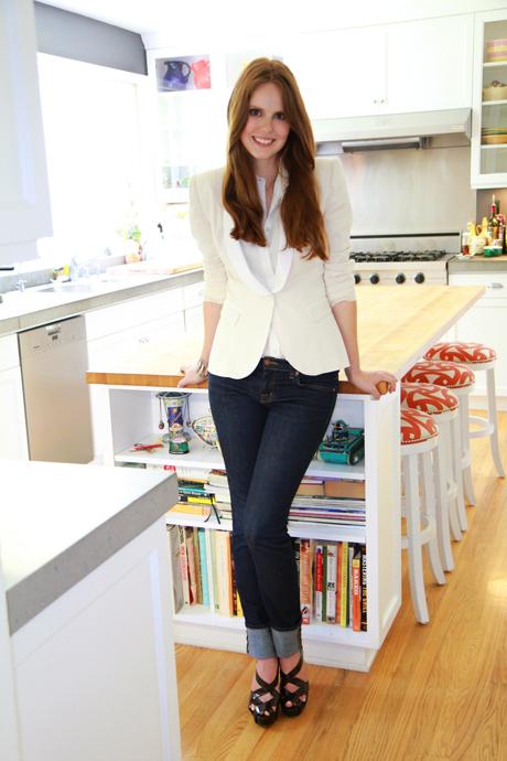 Claire Thomas Feet