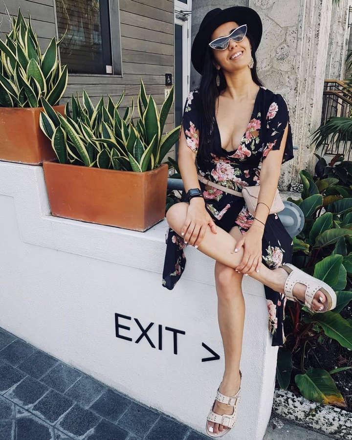 Irene Diaz Feet