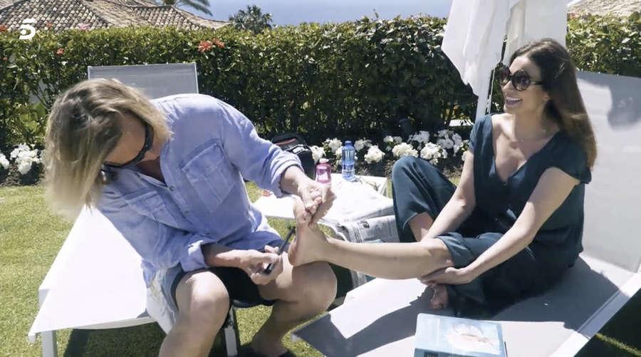 Marilo Montero Feet