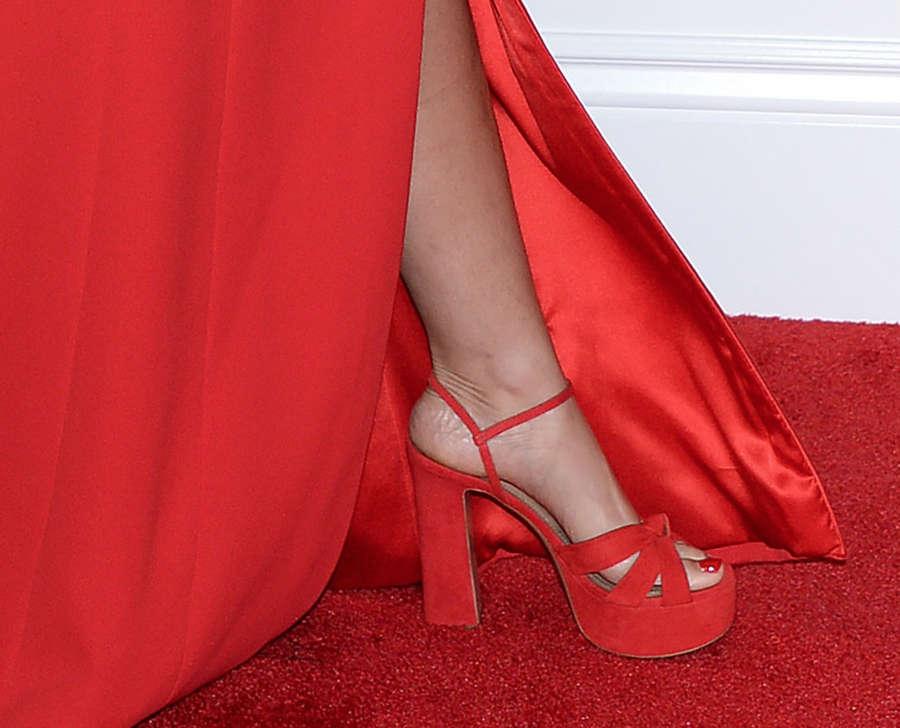 Alicia Keys Feet