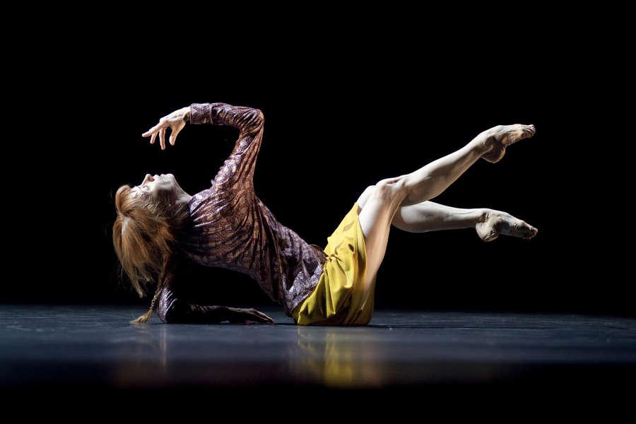 Sylvie Guillem Feet