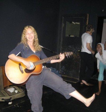 Jessie Fisher Feet