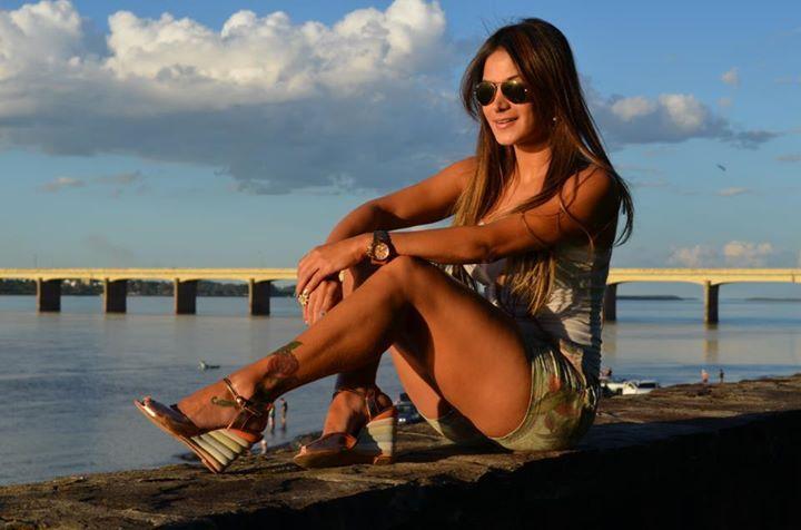 Lucilene Caetano Feet