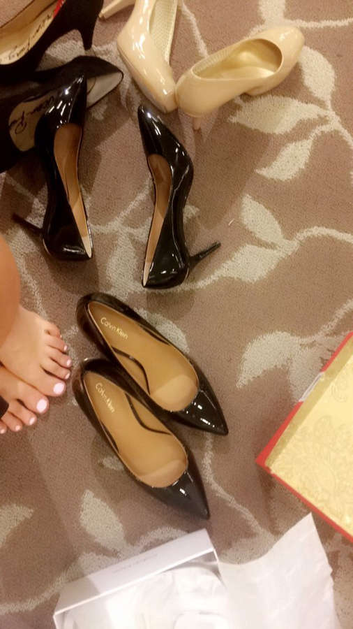 Elena Koshka Feet