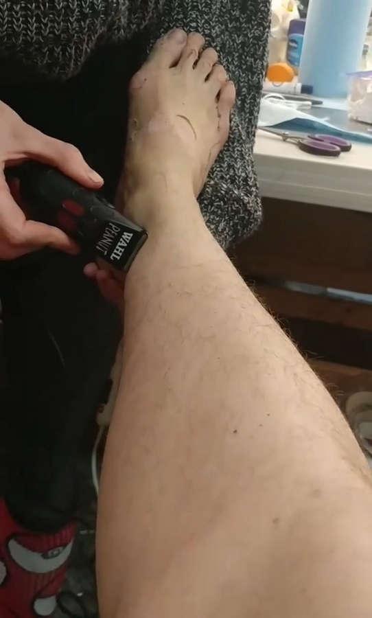 Anna Hopkins Feet