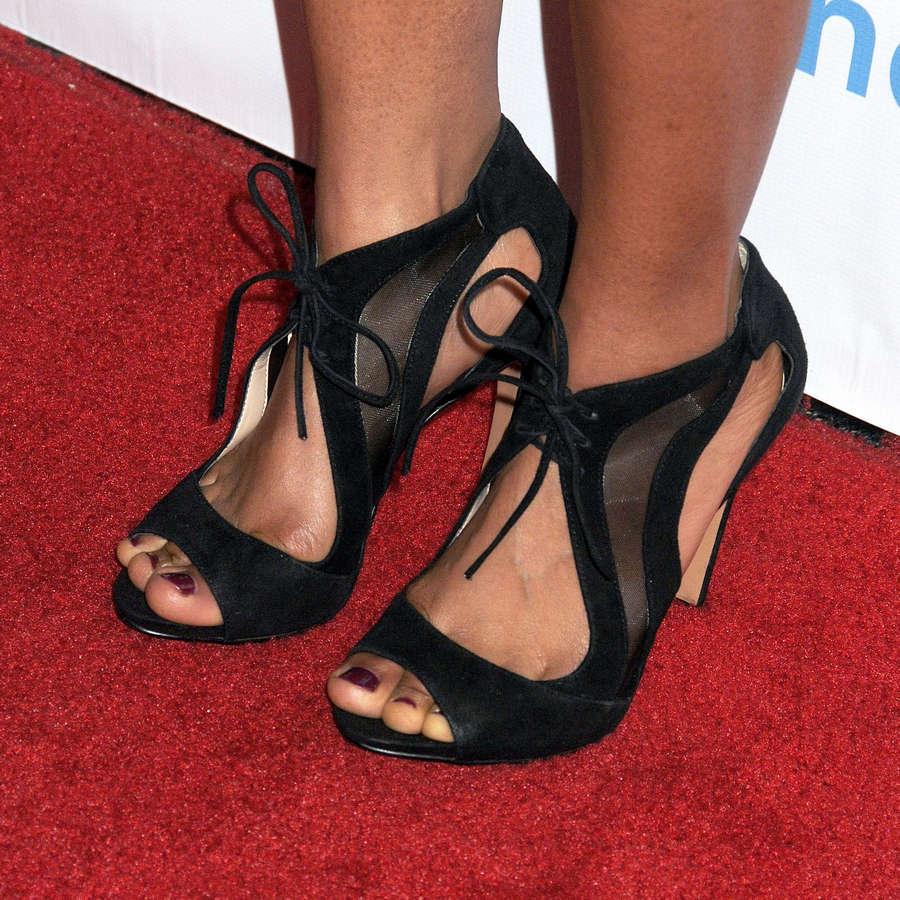 Lyndie Greenwood Feet