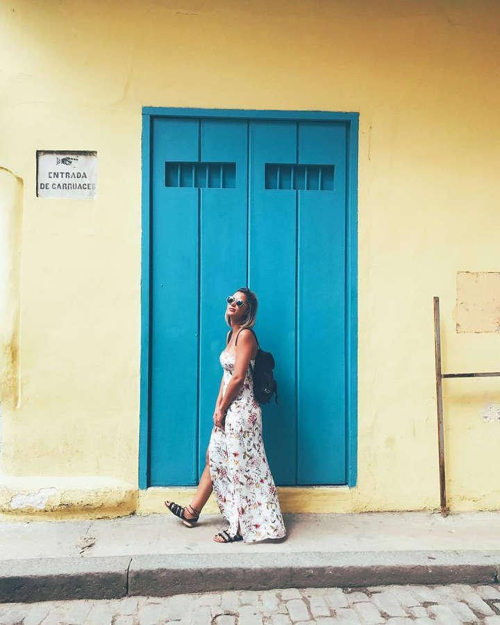 Michelle Calvo Feet