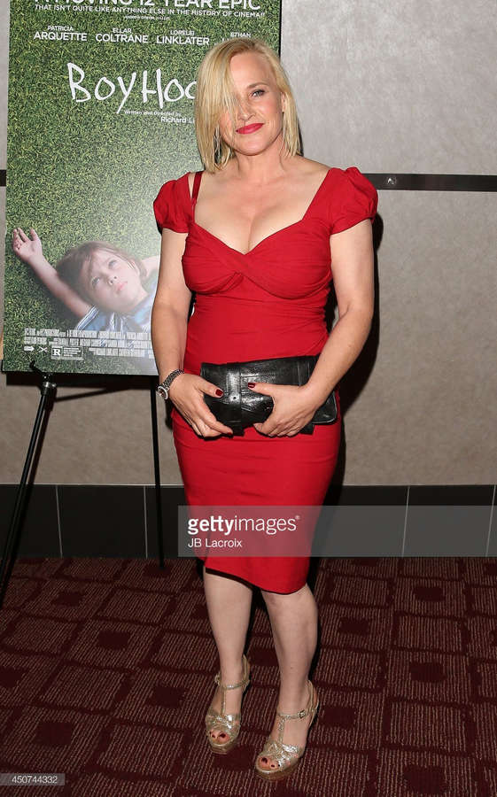 Patricia Arquette Feet