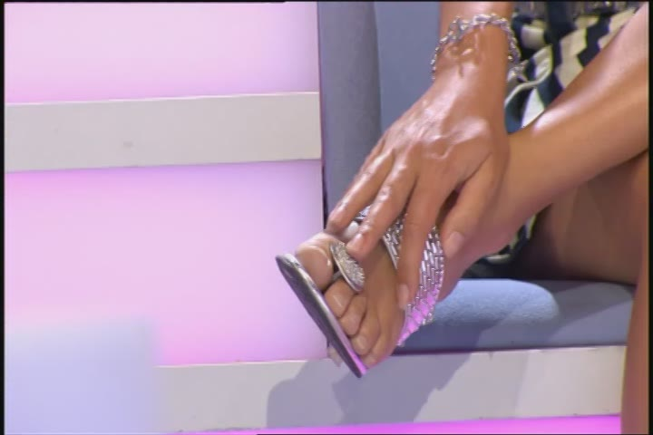 Eve Angeli Feet