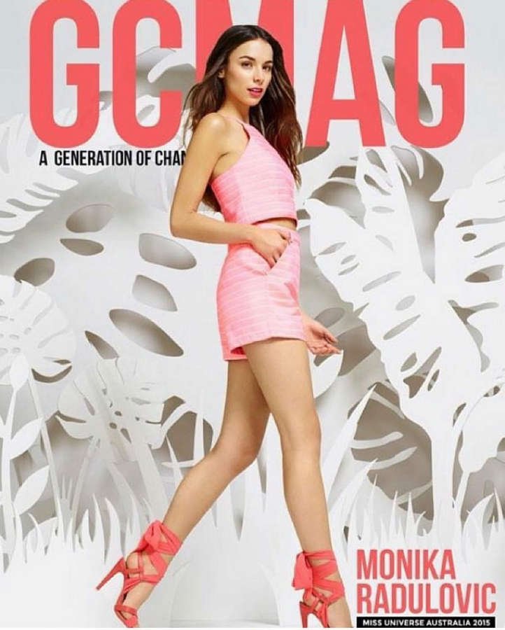 Monika Radulovic Feet