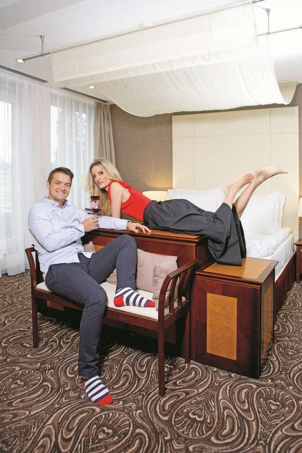 Adela Banasova Feet