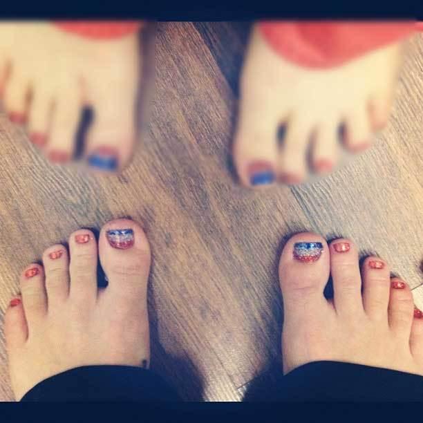 Amanda Furrer Feet