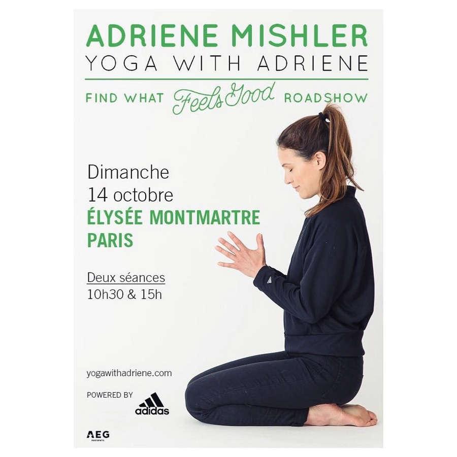 Adriene Mishler Feet