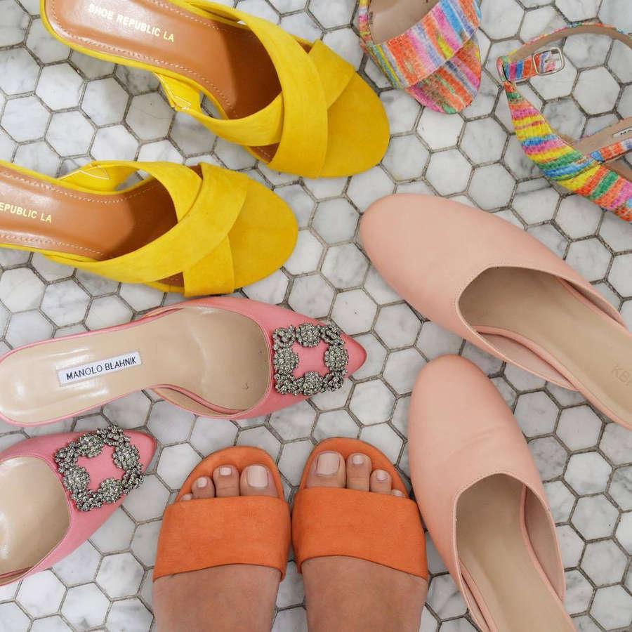 Emily Schuman Feet