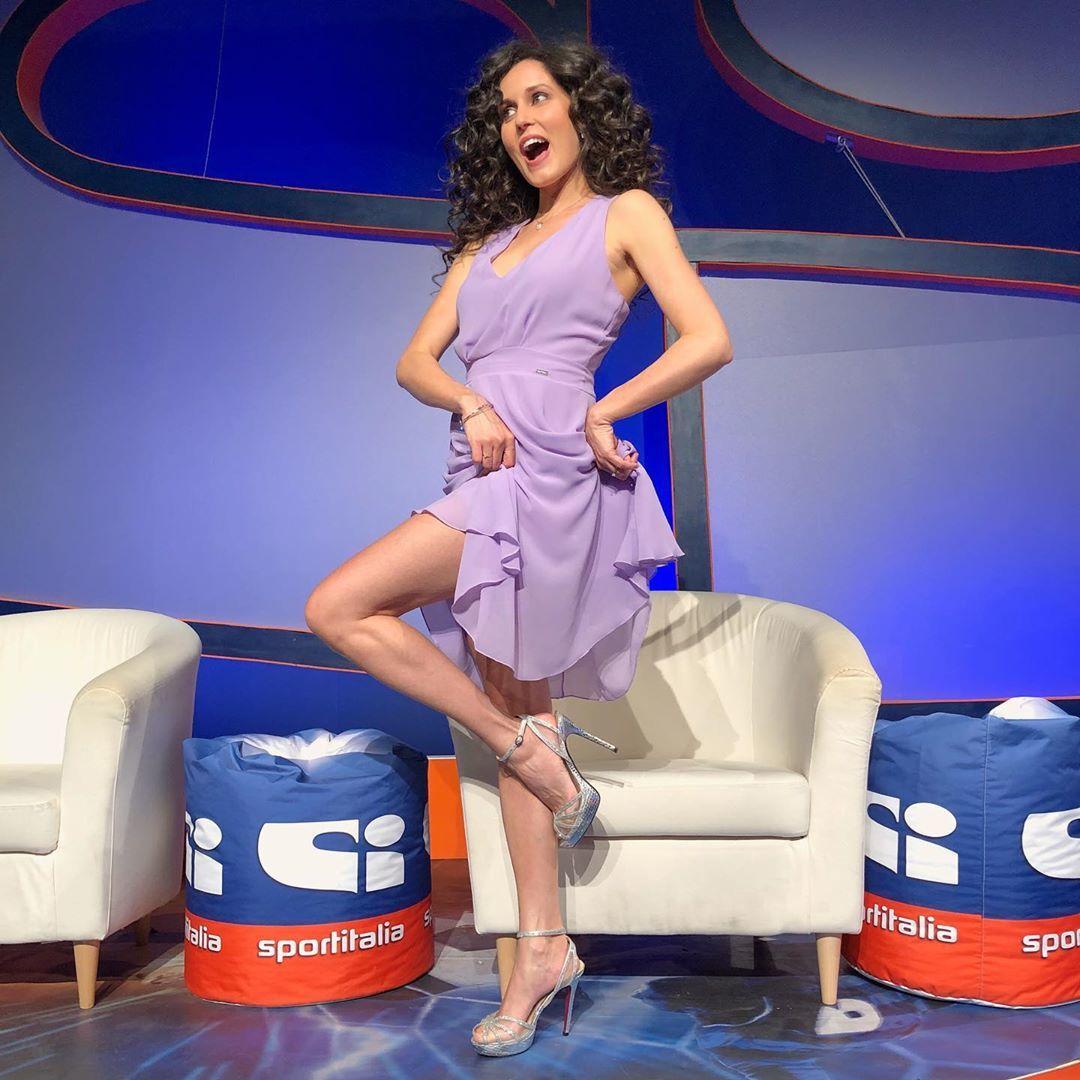 Francesca Belussi Feet