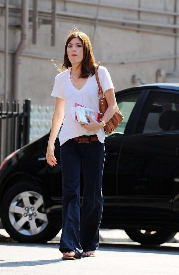 Jennifer Carpenter Feet