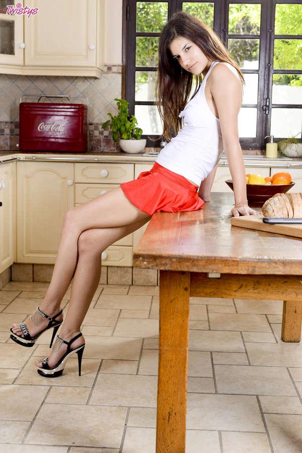 Candice Luca Feet