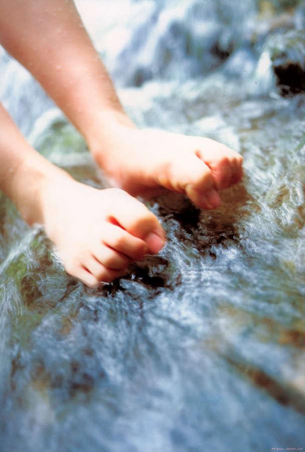 Ai Takahashi Feet