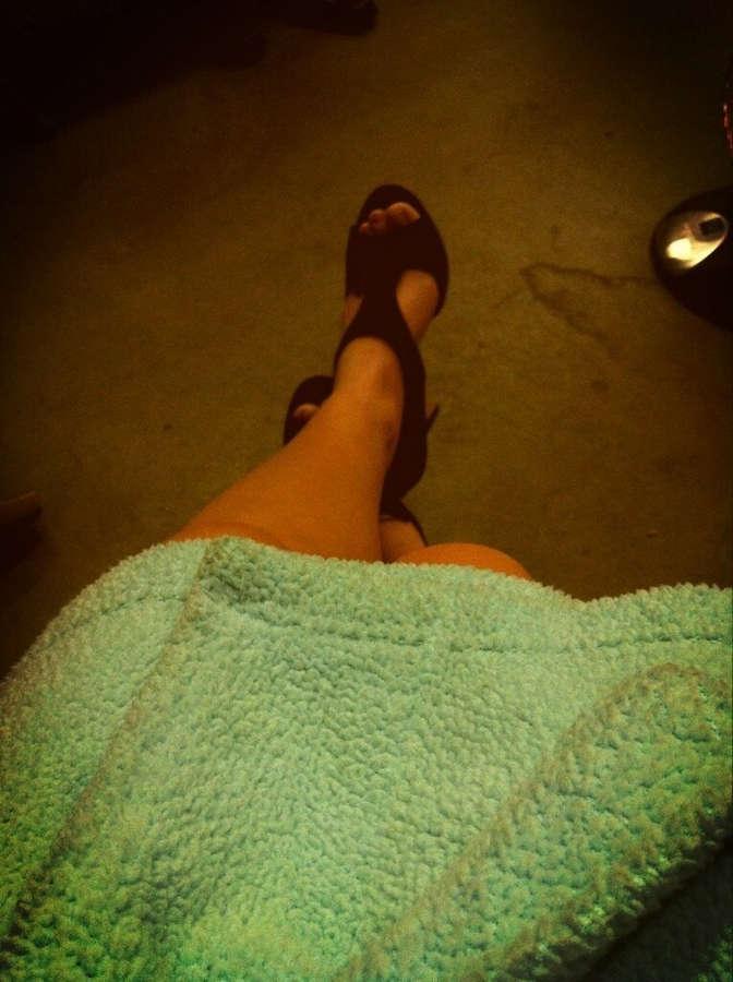 Kolby Koloff Feet