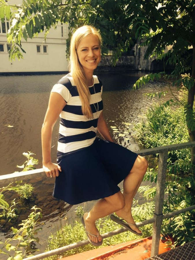 Anneke Durkopp Feet