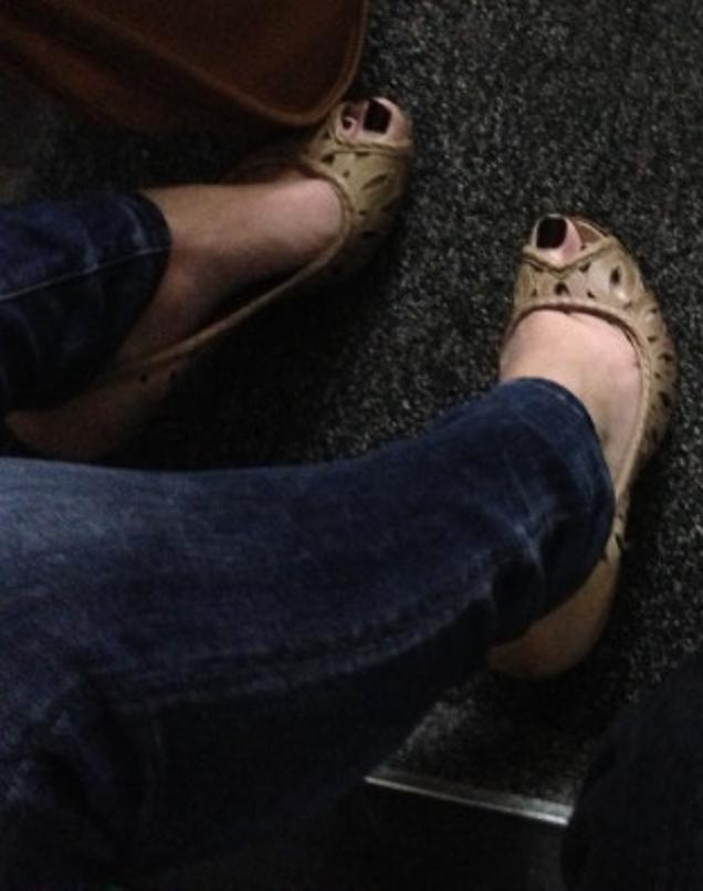 Shannon Tweed Feet