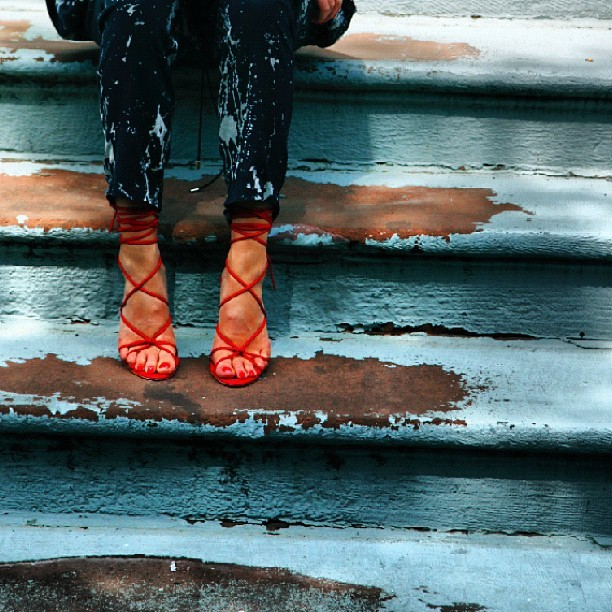 Alexandra Spencer Feet
