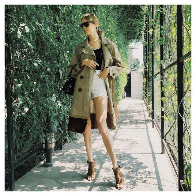 Elena Perminova Feet