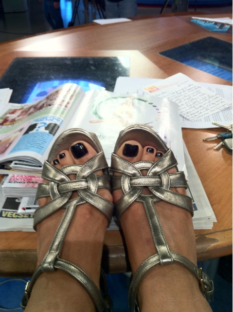 Jillian Barberie Feet