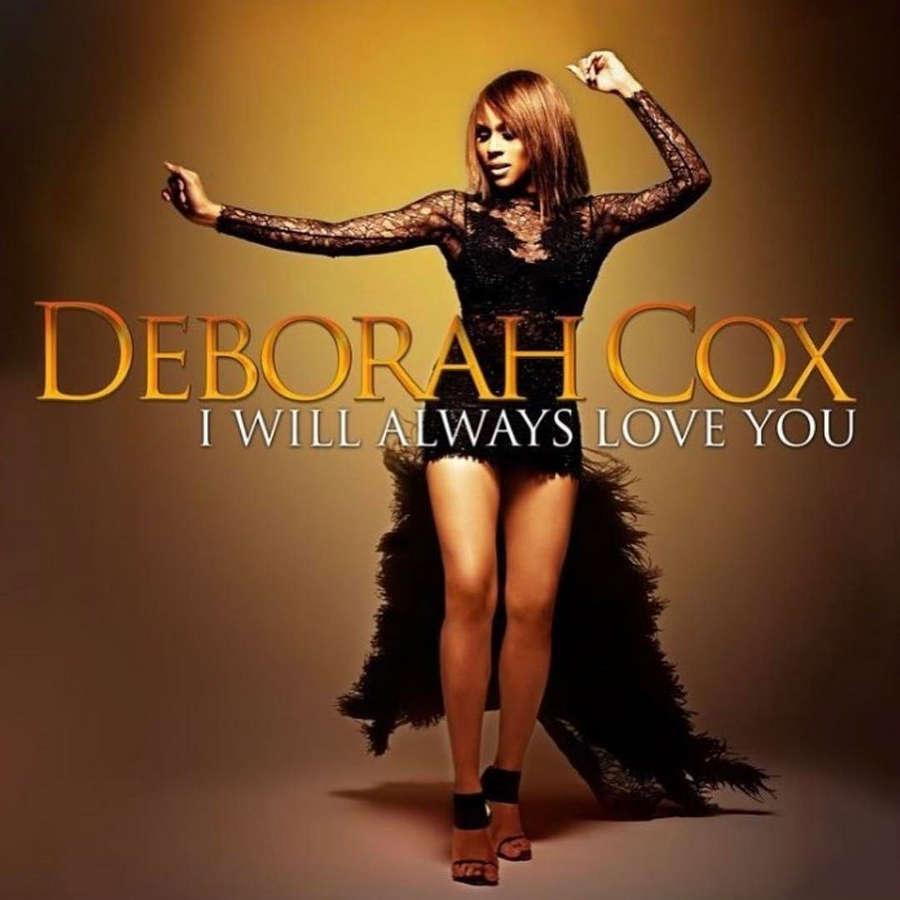 Deborah Cox Feet
