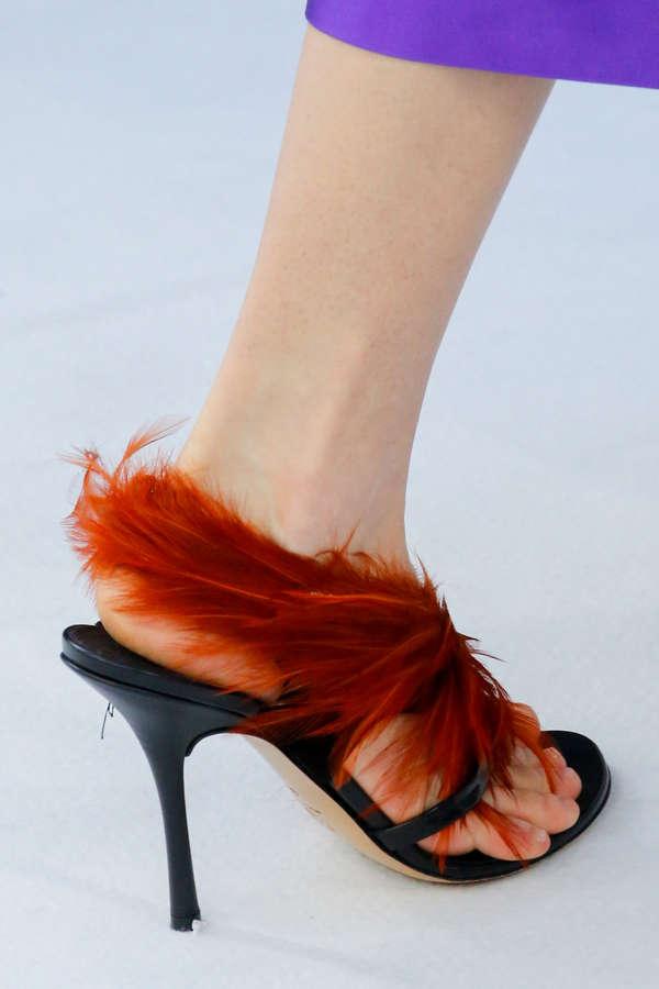 Maike Inga Feet