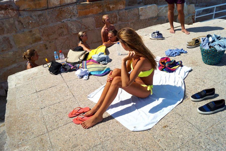 Bianca Wahlgren Feet