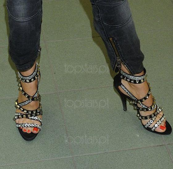 Patrycja Markowska Feet