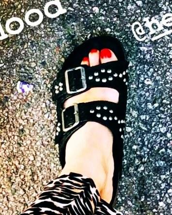Alizee Feet