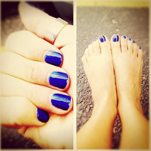Camila Nakagawa Feet