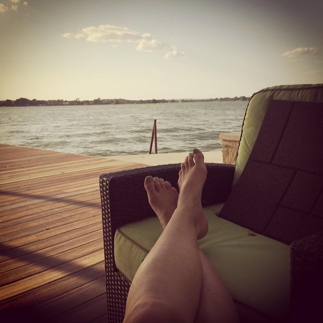 Jen Hatmaker Feet