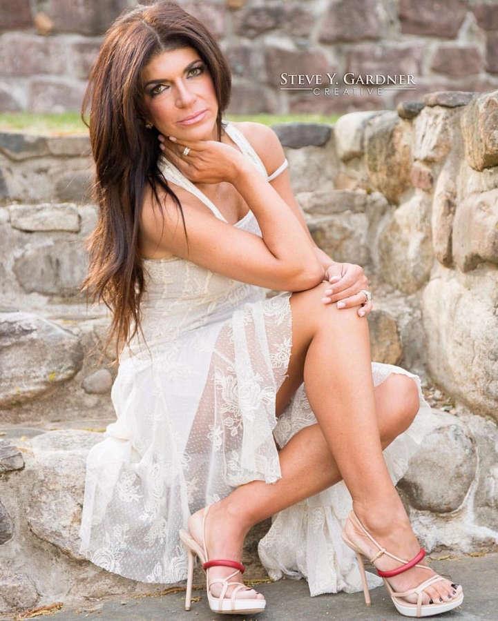 Teresa Giudice Feet