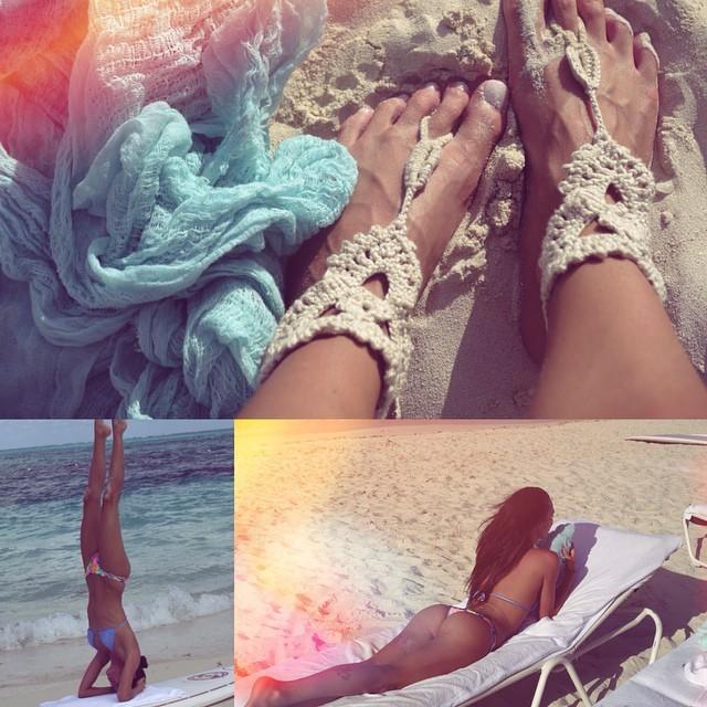 Dani Karlsson Feet