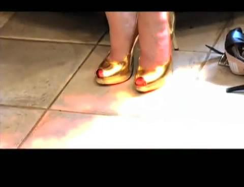 Fiona Forbes Feet