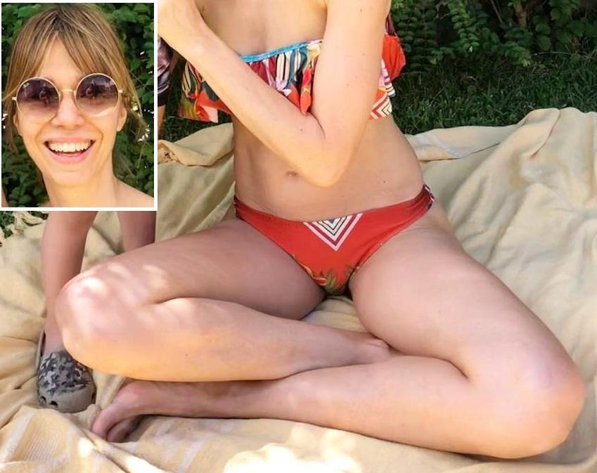 Lorena Ceriscioli Feet