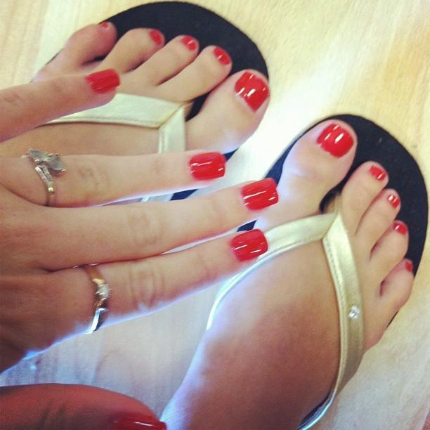 Skye McDonald Feet