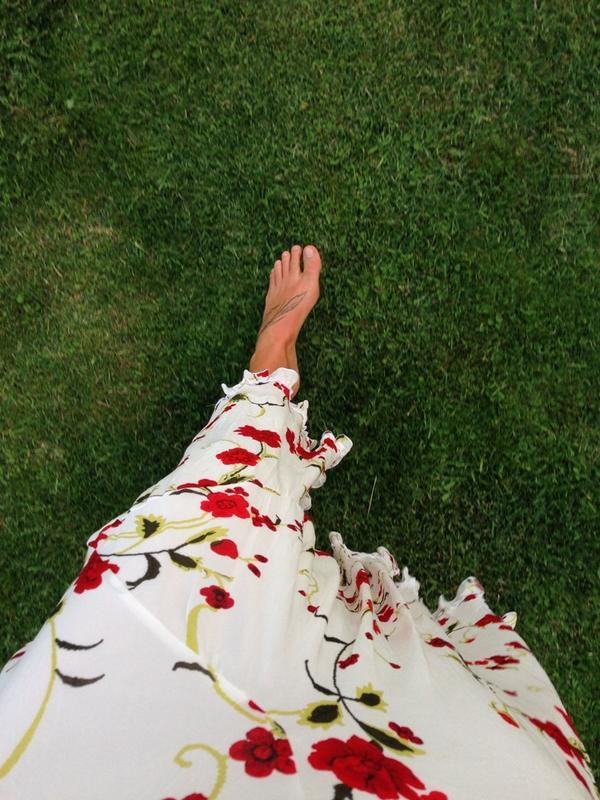 Federica Pellegrini Feet