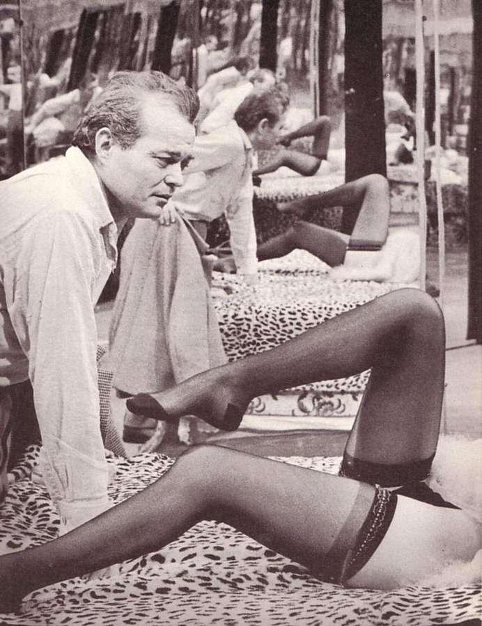 Dominique Boschero Feet