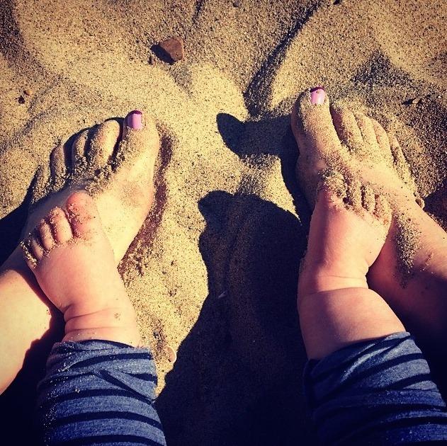 Mary Katharine Ham Feet